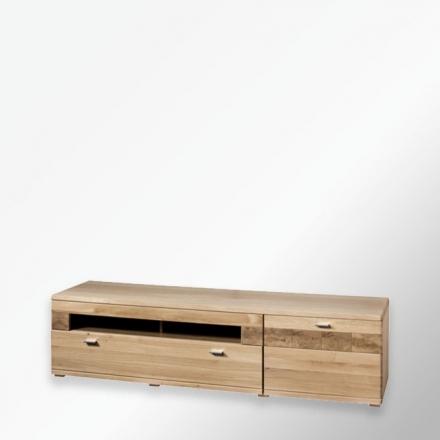 Dubová Skrinka Pod Tv - 1260