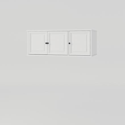 Nadstavec Na Bielu Skriňu D3 - 6208