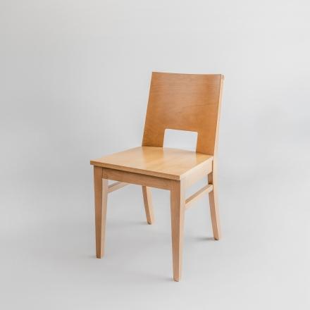 Buková stolička - 8447