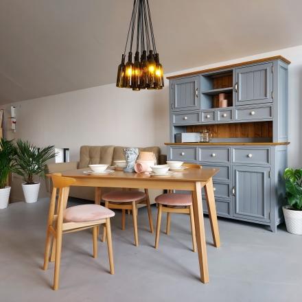Kuchynský stôl masív - 8674